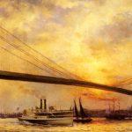 Renouf_-_View_of_the_Brooklyn_Bridge_1889